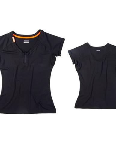 Dámske tričko Jobe Discover Nero čierne S