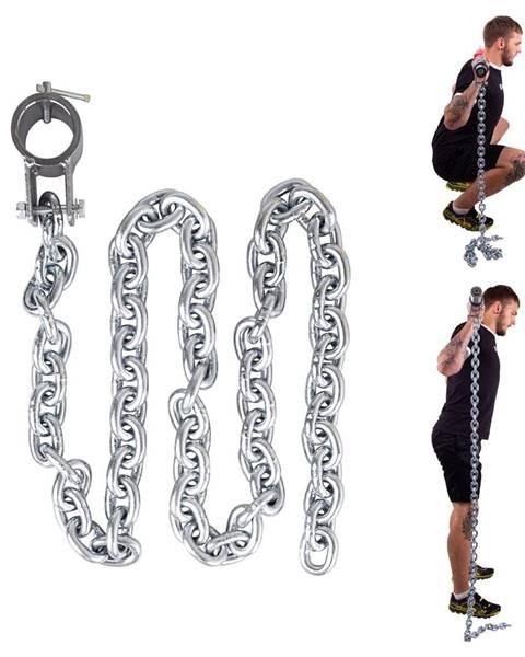 Insportline Vzpieračská reťaz inSPORTline Chainbos 15 kg