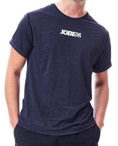 Pánske tričko na vodné športy Jobe Rashguard Loose Fit čierna - S