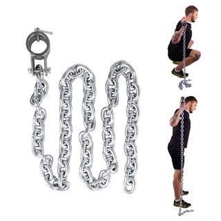 Vzpieračská reťaz inSPORTline Chainbos 15 kg