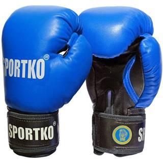 Boxerské rukavice SportKO PK1 modrá - 10