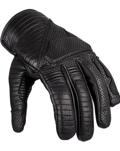 W-Tec Kožené moto rukavice W-TEC Brillanta čierna - S