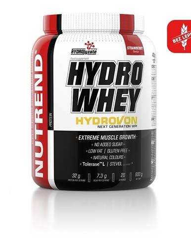 Izolát natívnej srvátkovej bielkoviny Nutrend Hydro Whey 800g čokoláda