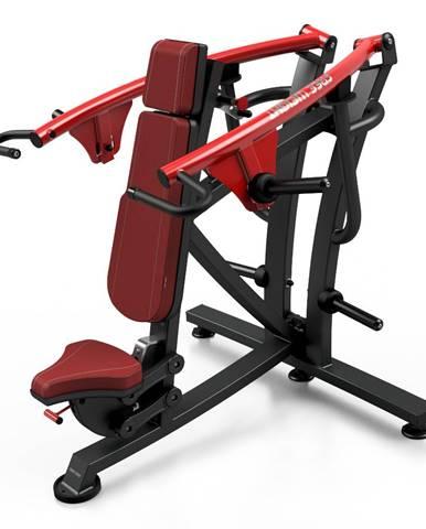 Posilňovací stroj - tlaky na ramená Marbo Sport MF-U007 červená