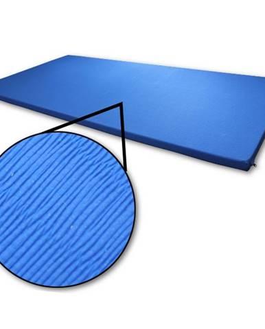 Tatami žinenka inSPORTline Pikora 200x100x4 cm modrá