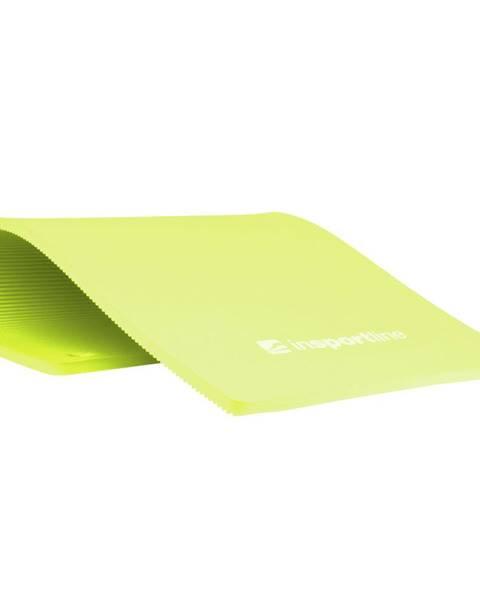 Insportline Podložka na cvičenie inSPORTline Profi 100x50x1,5 cm zelená