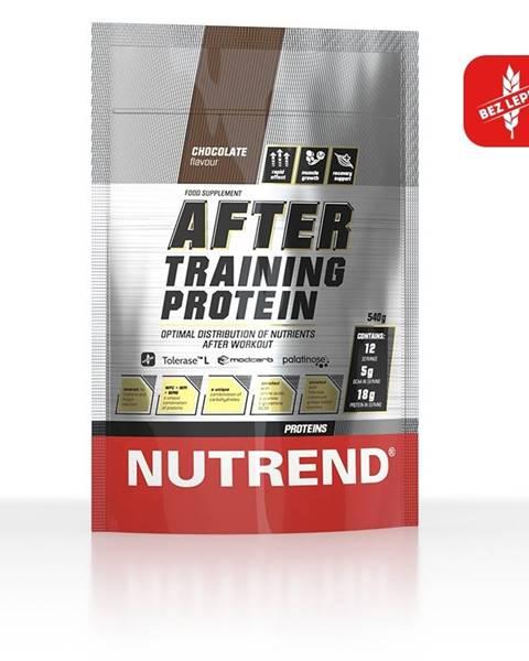 Nutrend Práškový koncentrát Nutrend After Training Protein 540g čokoláda
