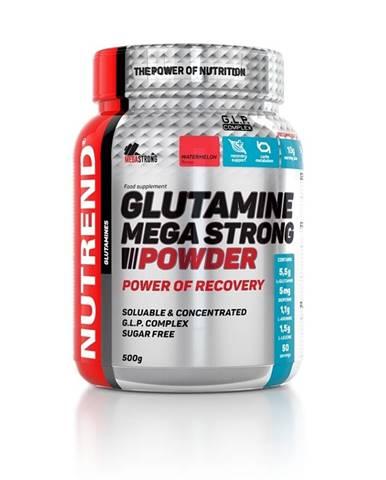 Aminokyseliny Nutrend Glutamine Mega Strong Powder 500g melón