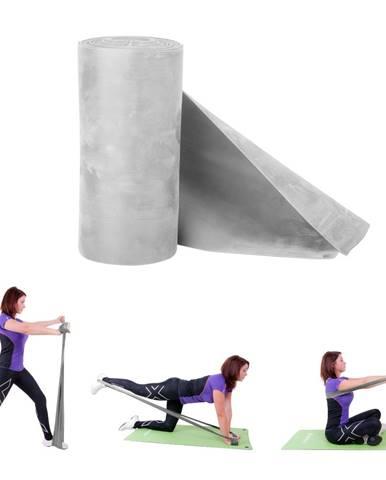 Gumový expander inSPORTline Morpo Roll 5,5 m XX-Heavy