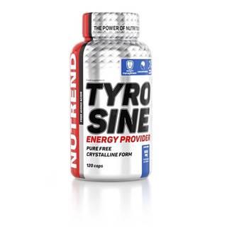 Aminokyseliny Nutrend Tyrosine 120 kapsúl