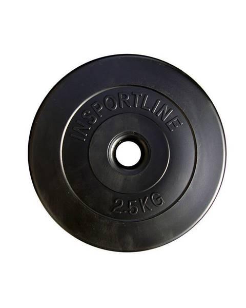 Insportline Cementové závažie inSPORTline CEM 2,5 kg