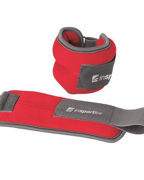 Insportline Neoprenové závažie na členok/zápästie inSPORTline Lastry 2x0,5 kg