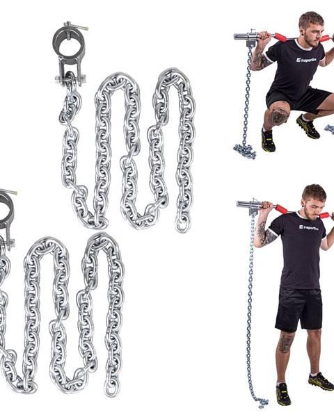 Insportline Vzpieračské reťaze inSPORTline Chainbos 2x10 kg