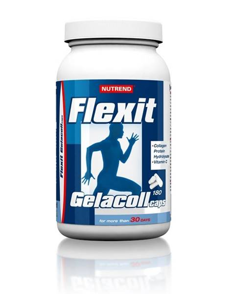 Nutrend Želatínove kapsule Nutrend Flexit Gelacoll 180 kapsúl