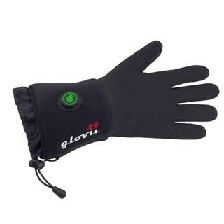 Univerzálne vyhrievané rukavice Glovii GL čierna - XXS-XS