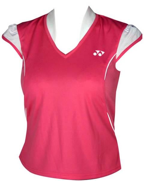 Yonex Dámske tričko Yonex 3705 ružové XS