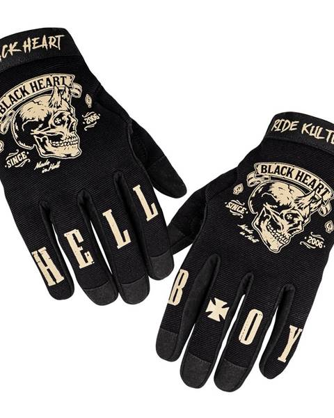 W-Tec Moto rukavice W-TEC Black Heart Rioter čierna - S