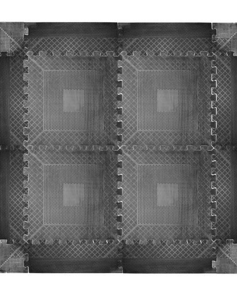 Insportline Puzzle záťažová podložka inSPORTline Rubber 1,2 cm