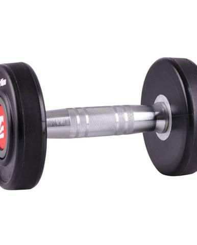 Jednoručná činka inSPORTline Profi 18 kg
