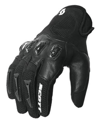 Motokrosové rukavice Scott Assault čierna - S