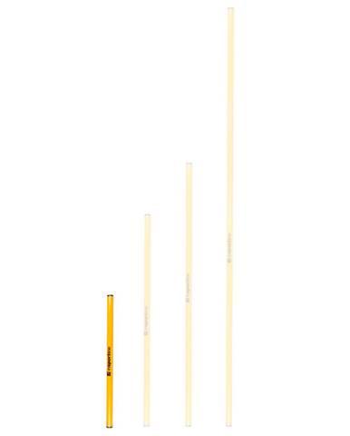 Slalomová tréningová tyč inSPORTline SL50 50cm