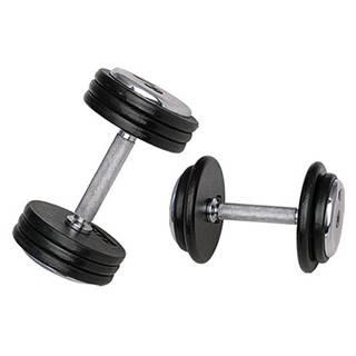 Jednoručná činka inSPORTline ProfiST 35 kg