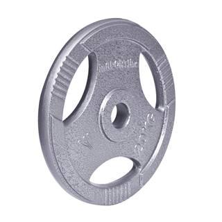 Liatinový olympijský kotúč inSPORTline Hamerton 20 kg