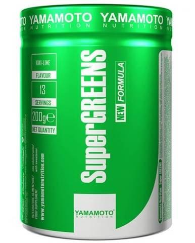 Super Greens (patentované výťažky z ovocia a zeleniny) - Yamamoto 200 g Kiwi+Lime