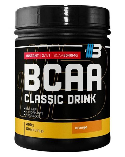 Body Nutrition BCAA Classic drink 2:1:1 - Body Nutrition  400 g Grapefruit