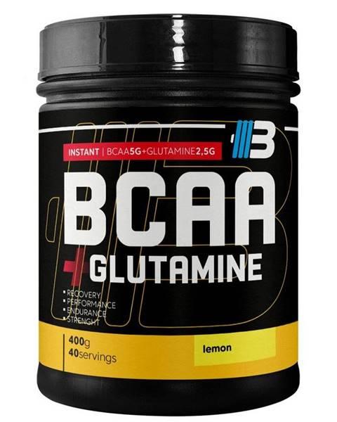 Body Nutrition BCAA + Glutamine 2:1:1 - Body Nutrition  400 g Blackcurrant