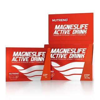 Instantný nápoj Nutrend Magneslife Active Drink 10x15g pomaranč