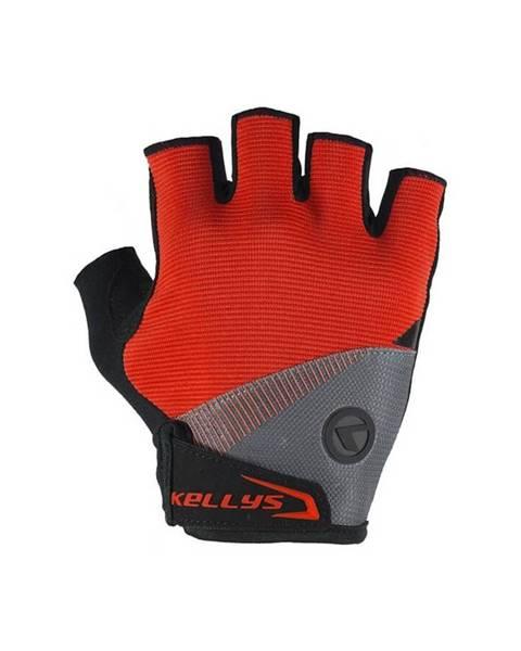 Kellys Cyklo rukavice KELLYS COMFORT červená - XS