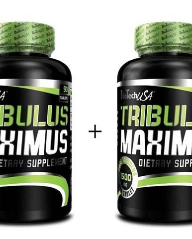 1+1 Zadarmo: Tribulus Maximus - Biotech USA 90 kaps + 90 kaps