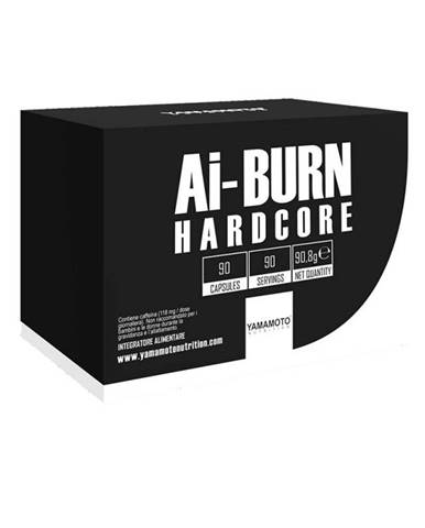 Yamamoto AI Burn Hardcore Hmotnost: 90 kapslí