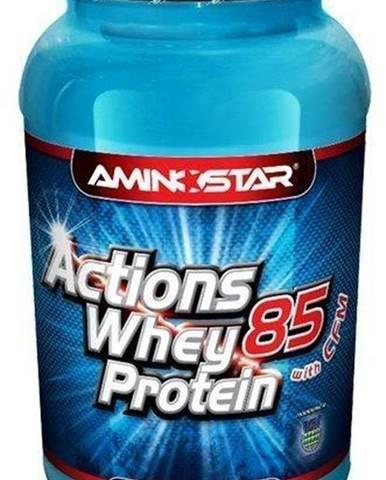 Aminostar Whey Protein Actions 85% Příchuť: Strawberry, Balení(g): 1000g