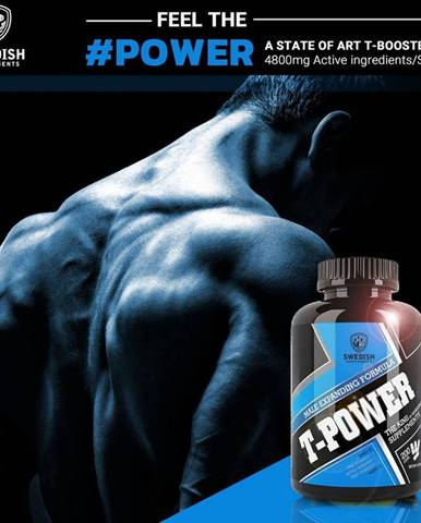 T-Power - Swedish Supplements 200 kaps.