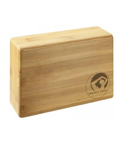 Yoga kostka - Bambus