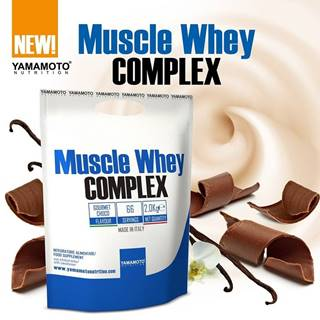 Muscle Whey COMPLEX - Yamamoto 2000 g Gourmet Choco