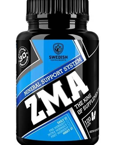 ZMA - Swedish Supplements 120 kaps.