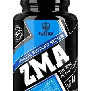 ZMA - Swedish Supplements 120 kaps.