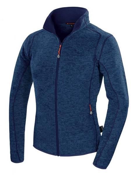 Ferrino Pánska mikina Ferrino Cheneil Jacket Man New Deep Blue - S