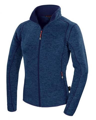 Pánska mikina Ferrino Cheneil Jacket Man New Deep Blue - S