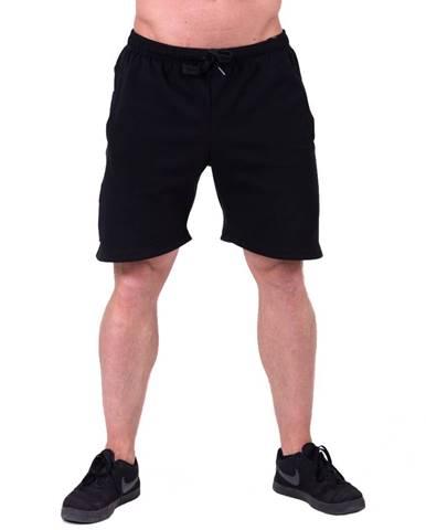 Pánske šortky Nebbia Red Label 152 Black - M