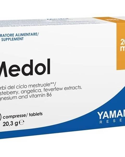 Yamamoto Medol (pomáha zmierňovať predmenštruačný syndróm) - Yamamoto 15 tbl.