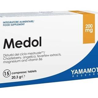 Medol (pomáha zmierňovať predmenštruačný syndróm) - Yamamoto 15 tbl.