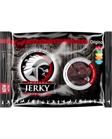 Indiana Jerky Hovädzie 100 g peppered