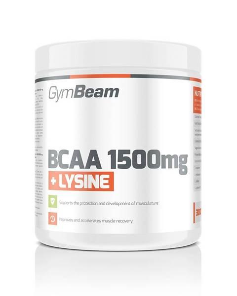 GymBeam GymBeam BCAA 1500 + Lysine 300 tab