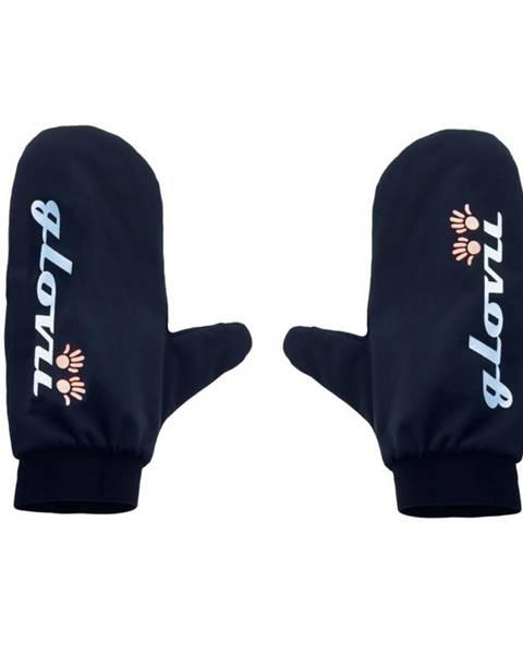 Glovii Nepremokavé návleky na rukavice Glovii GNB čierna - S-M
