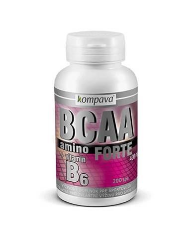 Amino BCAA Forte 2:1:1 Balení: 200 tablet