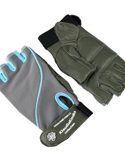 Mad Max Dámske fitness rukavice Mad Max Klaudia No.91 L